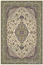 MASHAD CLASSIC 02213A-GREEN/CREAM