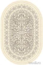 Alabaster Oval Sonkari W light-cocoa
